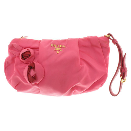 Prada Clutch in Pink