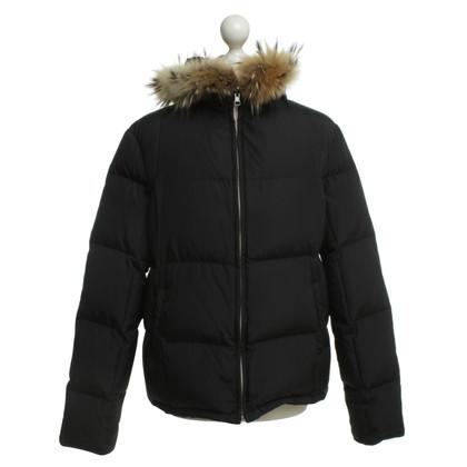 Burberry Reversible jacket in black