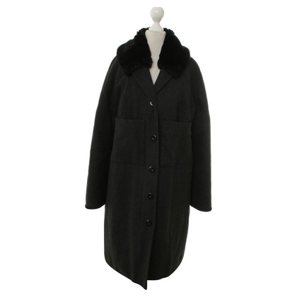 Cacharel Coat wool