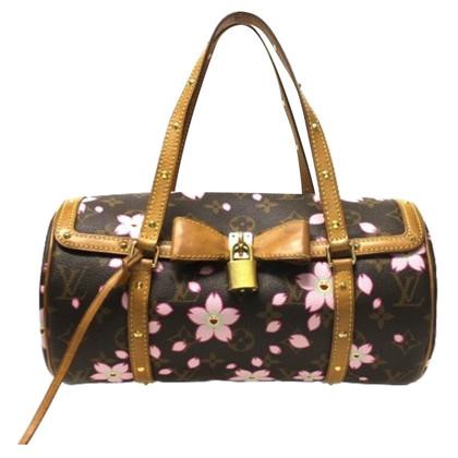 """Louis Vuitton """"Papillon 28 Monogram Fleur de cerisier"""""""