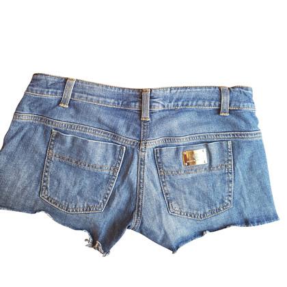 Elisabetta Franchi Shorts in Blau