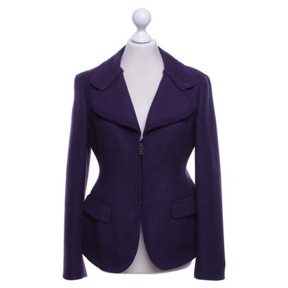 Prada Blazer in purple