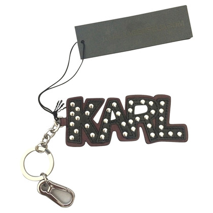 Karl Lagerfeld Large key ring