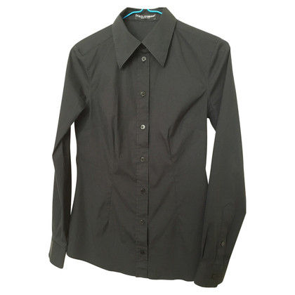 Dolce & Gabbana Black blouse