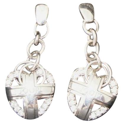 JOOP! Filigree earrings