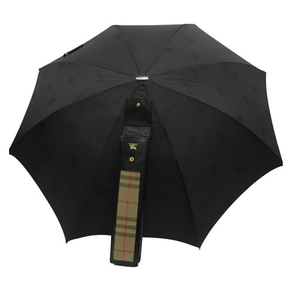 Burberry Paraplu met nova ruitpatroon