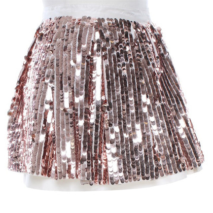 Roberto Cavalli skirt with sequin trimming