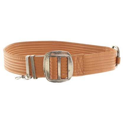 Dries van Noten Leather belt
