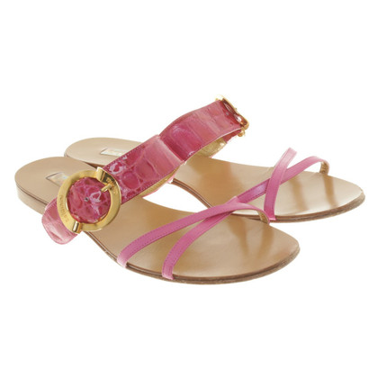Baldinini Sandali in rosa