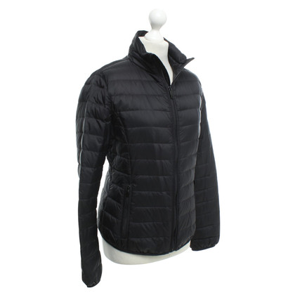 Armani Jeans Down jacket in black