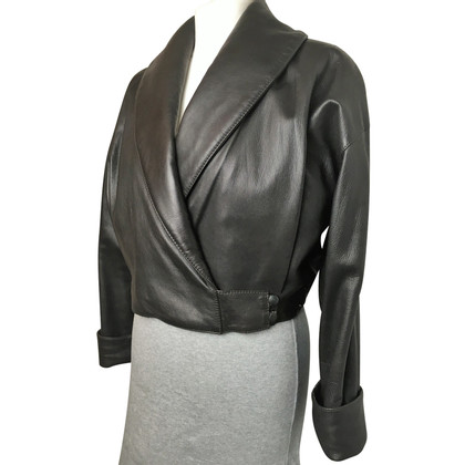 Marc Cain leather jacket
