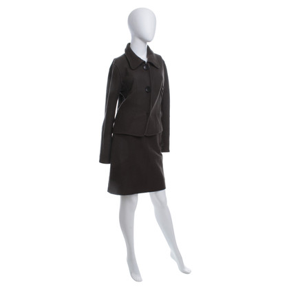 Marc Cain Costume in dark brown