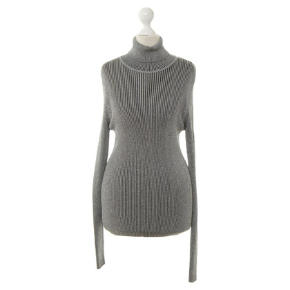 Christian Dior Sweater in silver