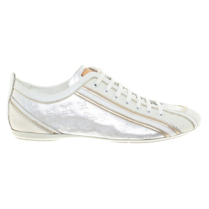 Louis Vuitton Sneaker in White