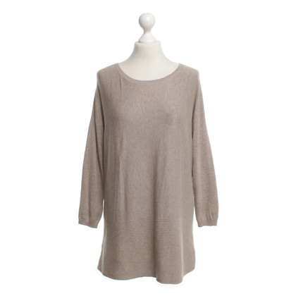 Repeat Cashmere Pullover in Beige