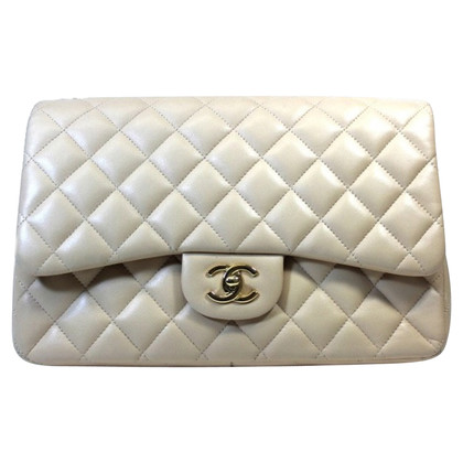 "Chanel ""02:55 Jumbo Flap Bag"""