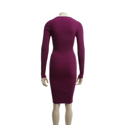 Wolford Berber colored rib knit dress