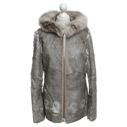 Prada Jacket made of goat fur