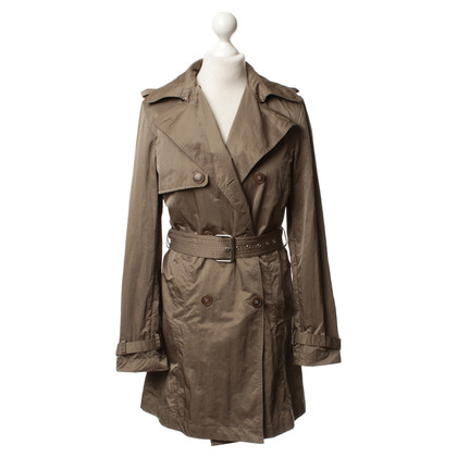 Mabrun Trench coat in Cachi