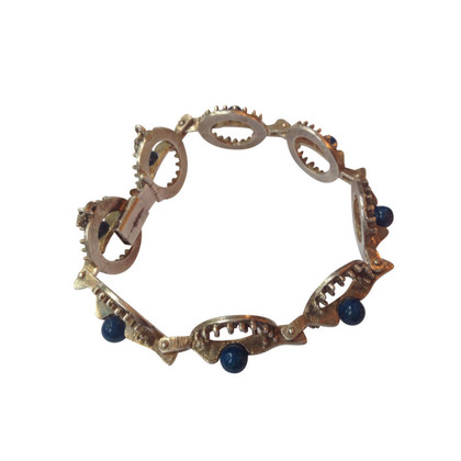 Other Designer Bracelet, lapis lazuli and silver