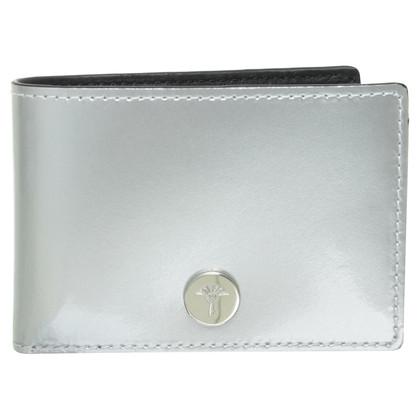 JOOP! Wallet in silver tone