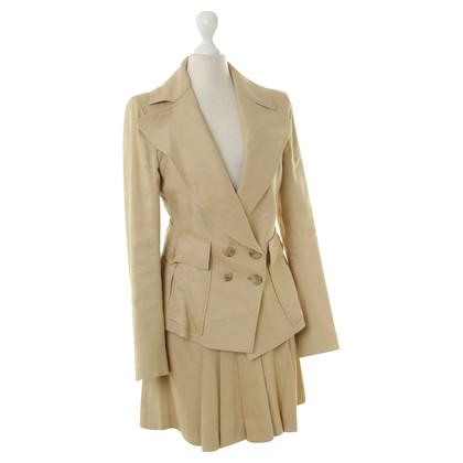 Givenchy Vestito beige con biancheria