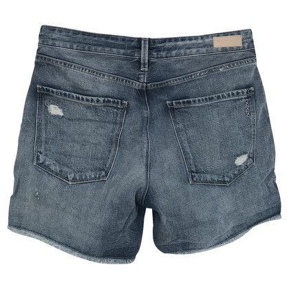 Maison Scotch Pantaloncini in look distrutto