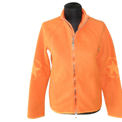 Jet Set Jacket in Orange