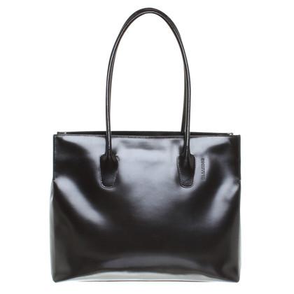 Jil Sander Handle bag made of leather