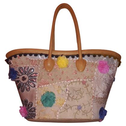 Antik Batik beach bag