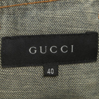Gucci Jeans jacket in blue