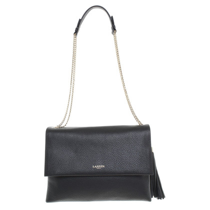 "Lanvin ""Sugar"" in borsa nera"