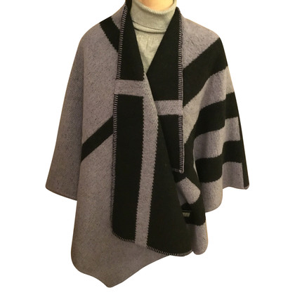 Burberry Prorsum Cashmere / wool cape