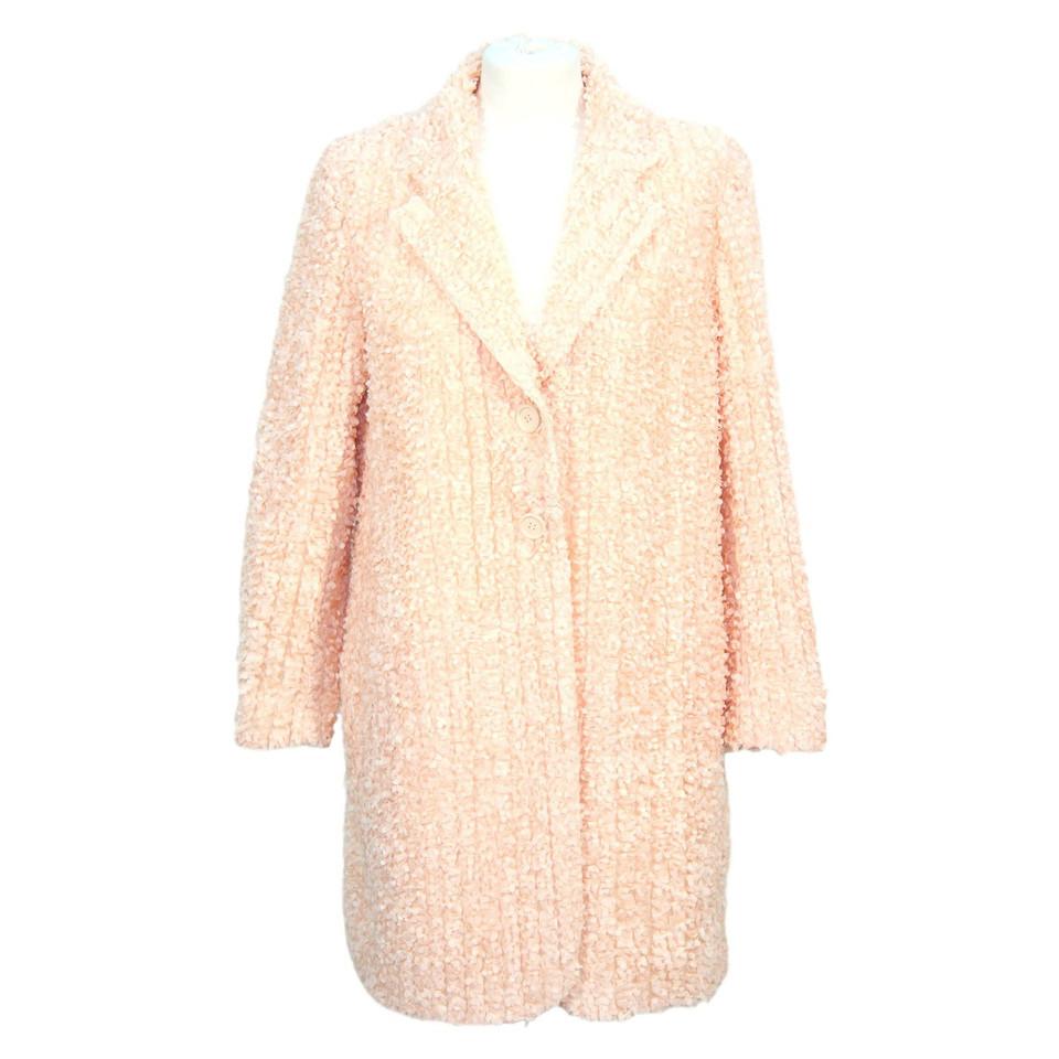 armani mantel in rosa second hand armani mantel in rosa gebraucht kaufen f r 129 00 2057017. Black Bedroom Furniture Sets. Home Design Ideas