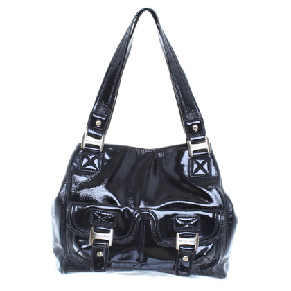 Michael Kors Patent leather handbag