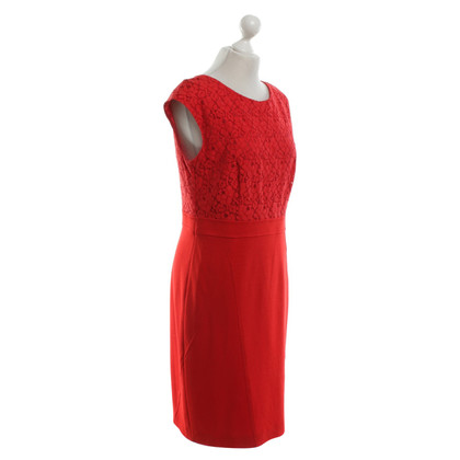 St. Emile Kleid in Rot