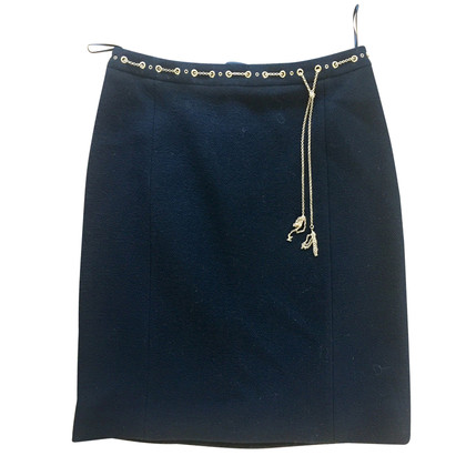 Louis Vuitton zwarte rok