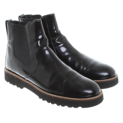 Hogan Chelsea boots in black