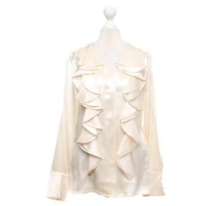 Fendi Cream blouse