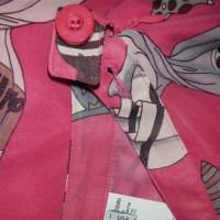 Moschino silk dress
