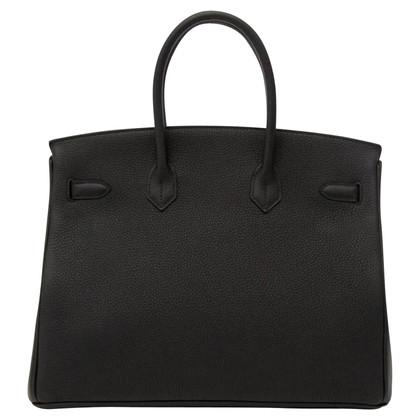 "Hermès ""Birkin Bag 30 Togo GHW Noir"""