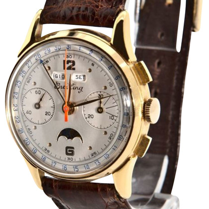 "Breitling ""Full Calendar Moon-Phase Chronograph"""