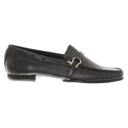 Burberry Slipper in Schwarz
