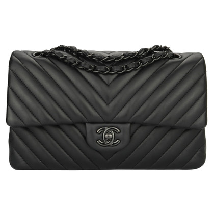 "Chanel ""Double Flap Bag Medium"""