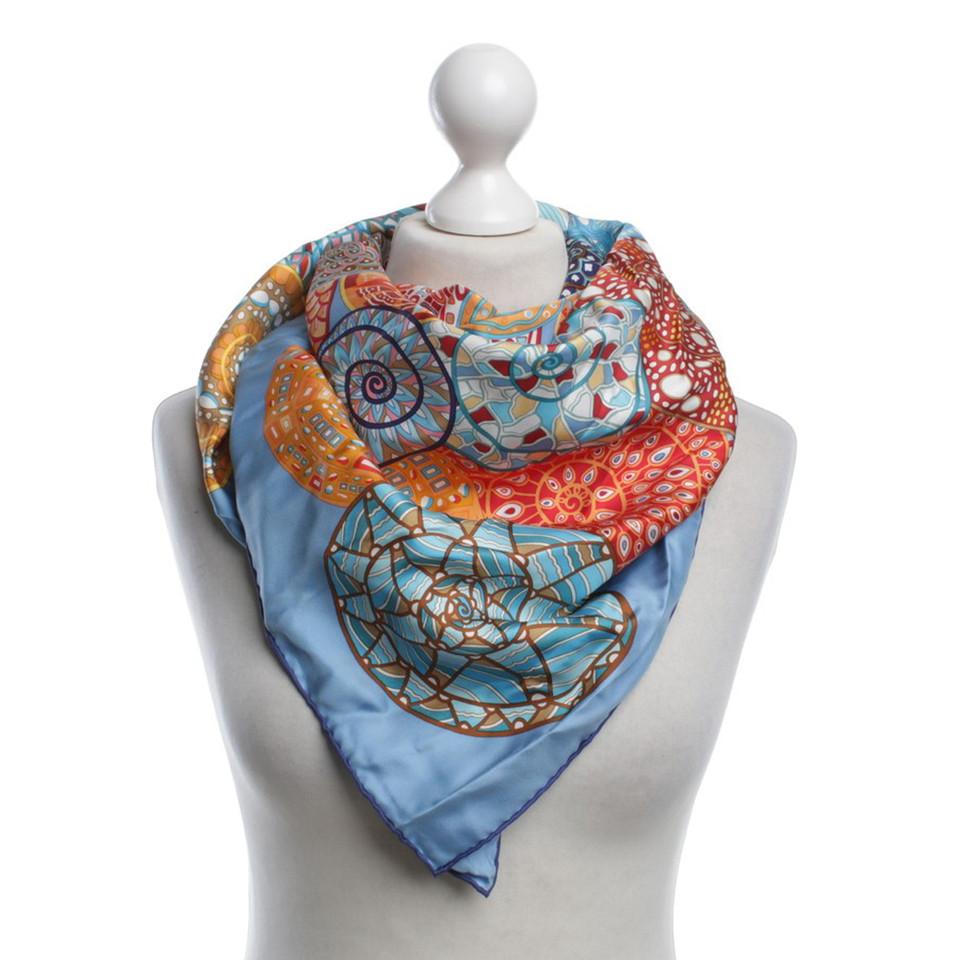 herm s foulards en soie acheter herm s foulards en soie second hand d 39 occasion pour 225 00. Black Bedroom Furniture Sets. Home Design Ideas