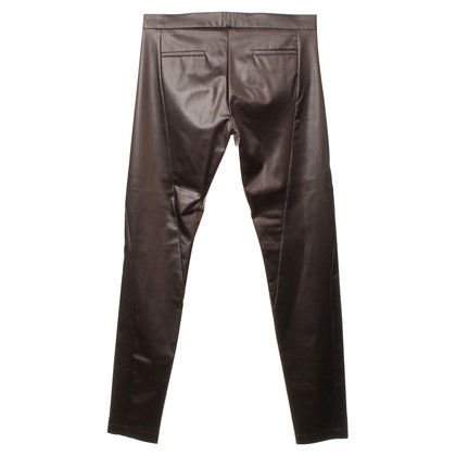 Pinko Pantaloni in marrone scuro