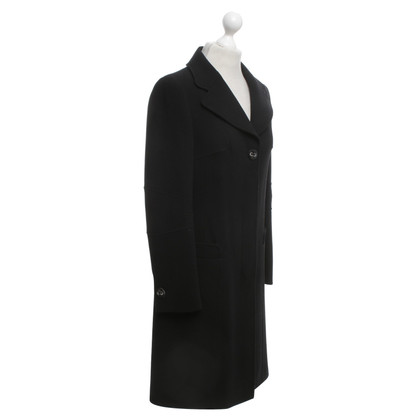 Escada Coat in black