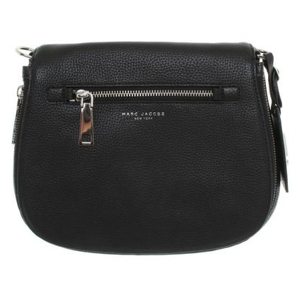 Marc Jacobs Saddle Bag in Black