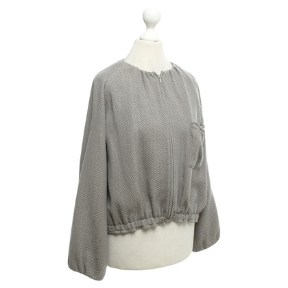 Armani Blouson in grigio / beige