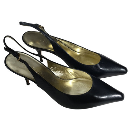 Escada slingback pumps